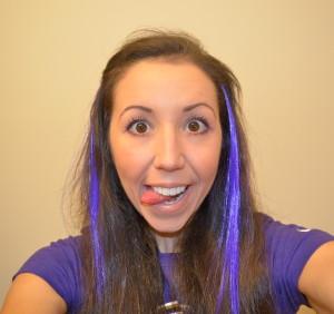 Goofy gal ;)