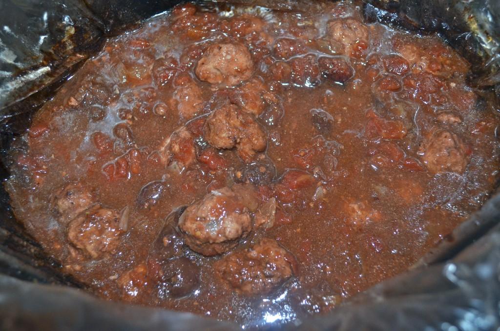 Morning Meatballs