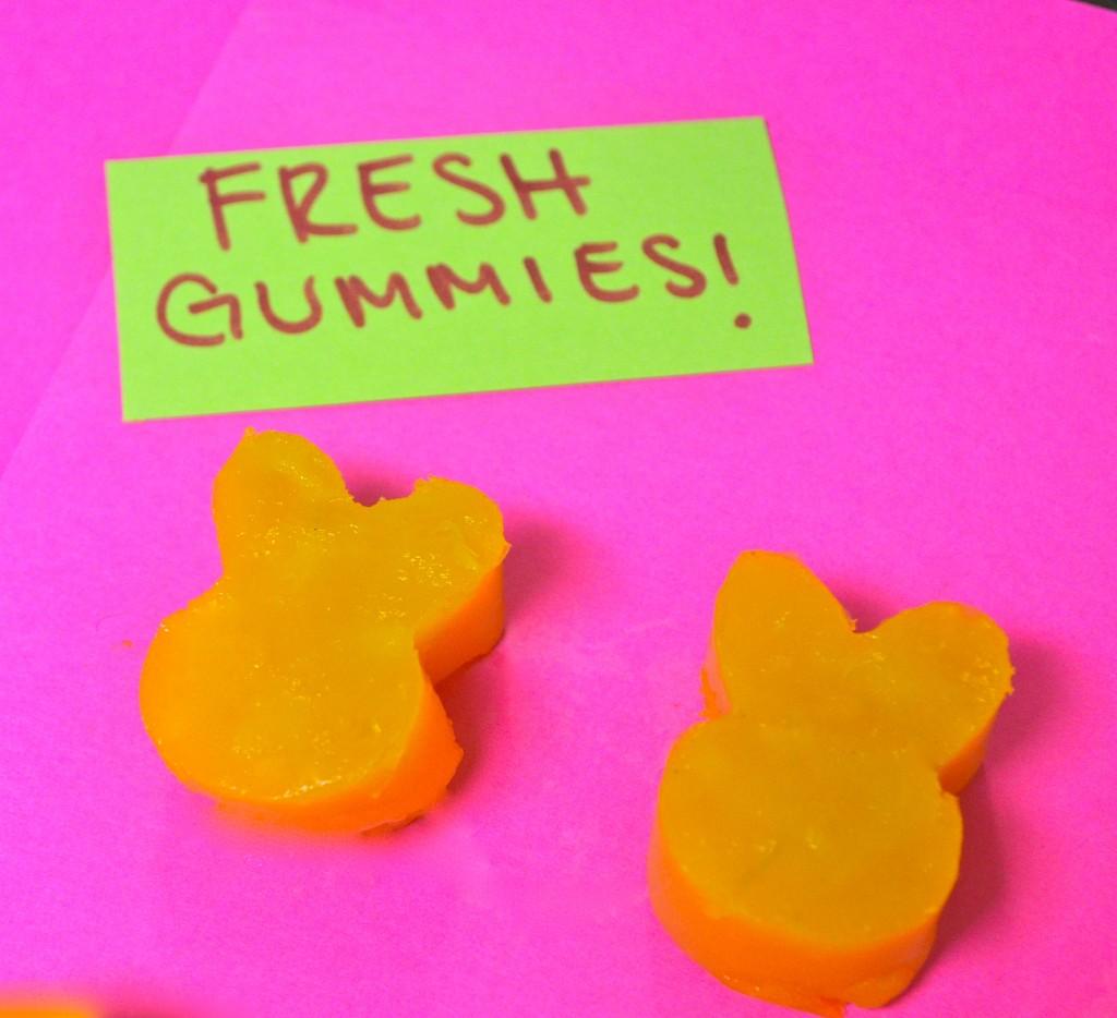 Gummy Bunny!
