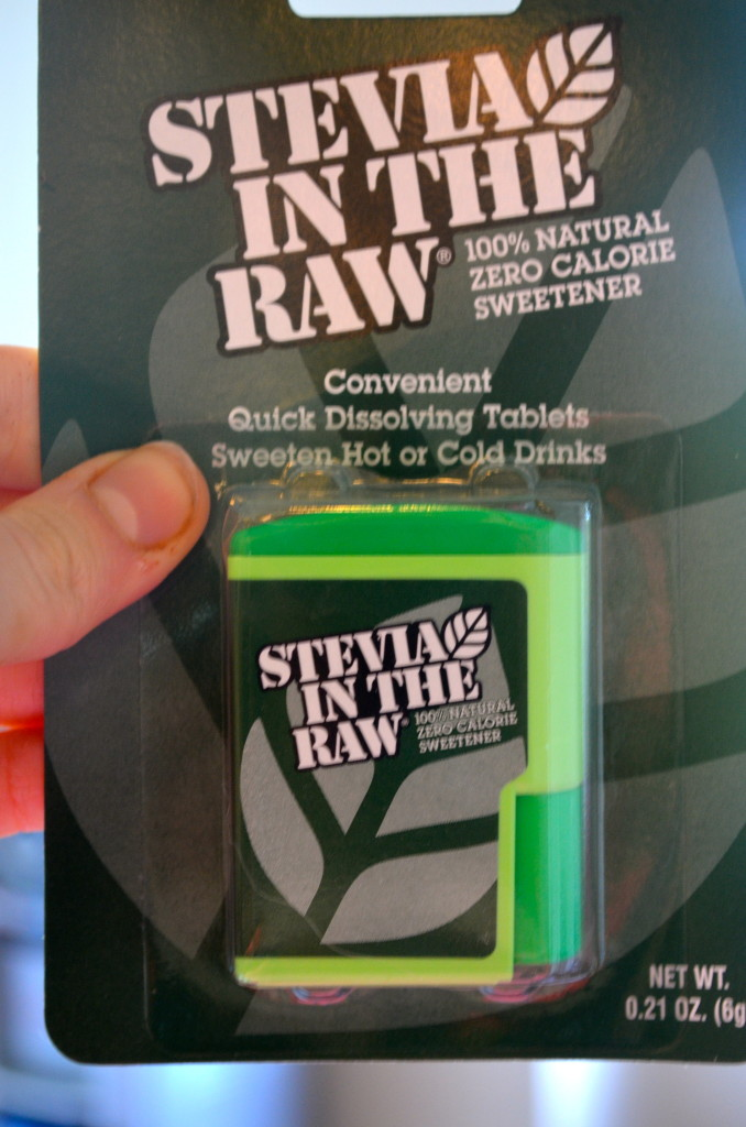 stevia tabs
