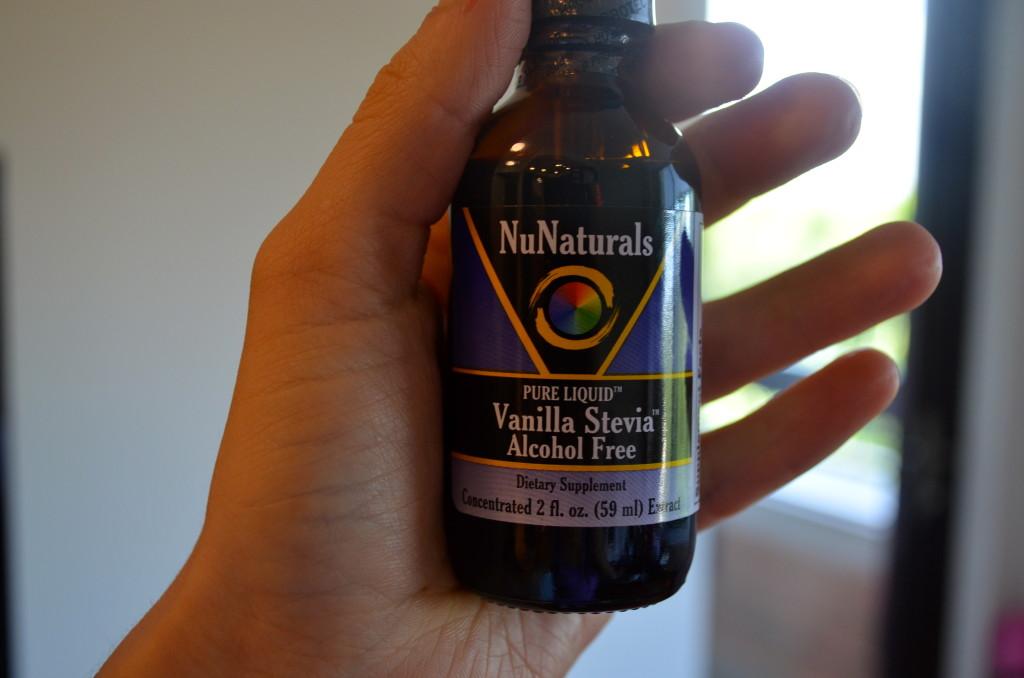 vanilla stevia drops