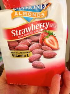 strawberry almonds!?