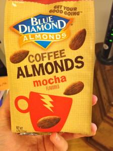 Coffee Almonds!?