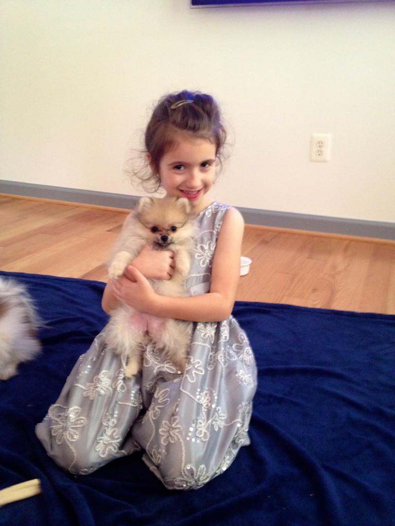 Bella loves her too