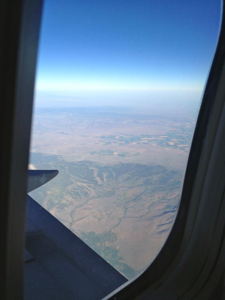 view plane