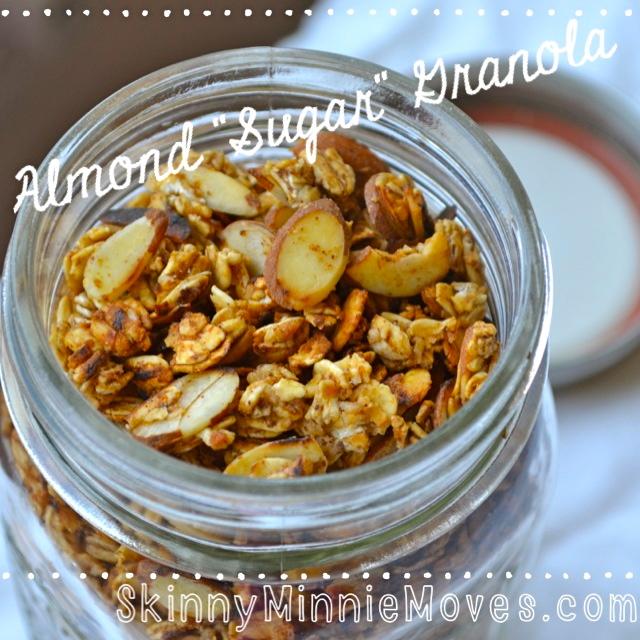 Almond Sugar Granola