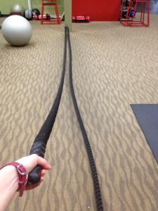 big ropes