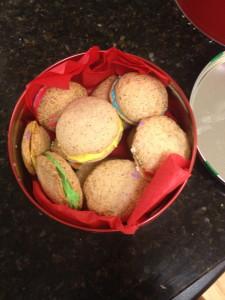 Macaron gift