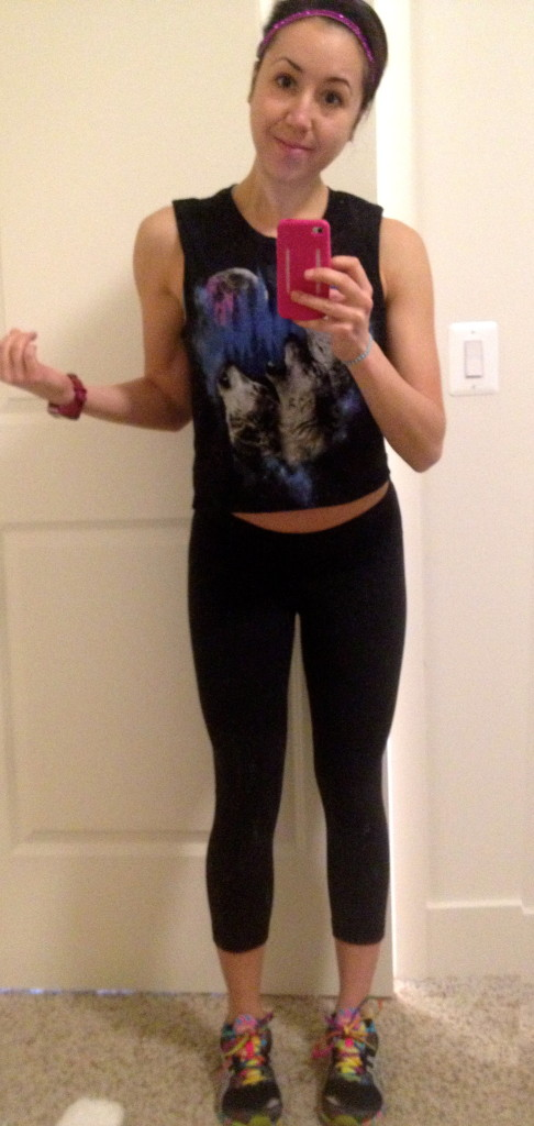 before leg day