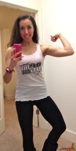 I love to lift!