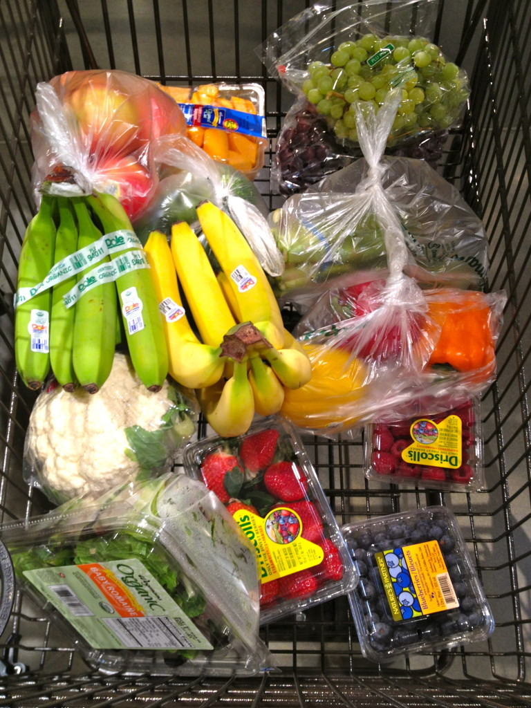 Fruit and Veggies!